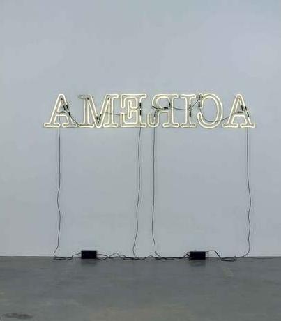Rückenfigur, 2009. Collection Whitney Museum of American Art, New York. © Glenn Ligon.