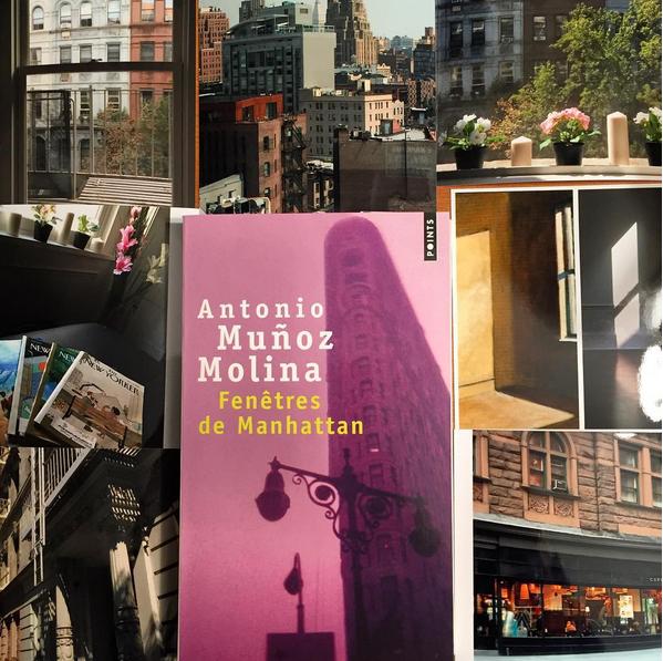 Fenêtres sur Manhattan © Laurence Payat