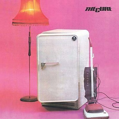 The Cure (1979) — Three Imaginary Boys (et… Thomas Clerc)