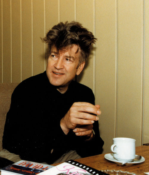 "David Lynch, ""I like things to be orderly. For seven years I ate at Bob's Big Boy"
