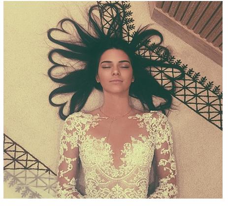 (NDLR : je ne sais pas qui est Kendall Jenner mais ne le répétez pas)