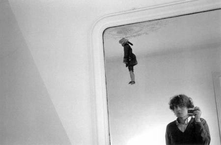 Autoportrait, 1982 © Hervé Guibert