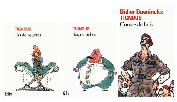 Tignous Folio