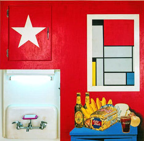 Tom Wesselmann, Still Life Number
