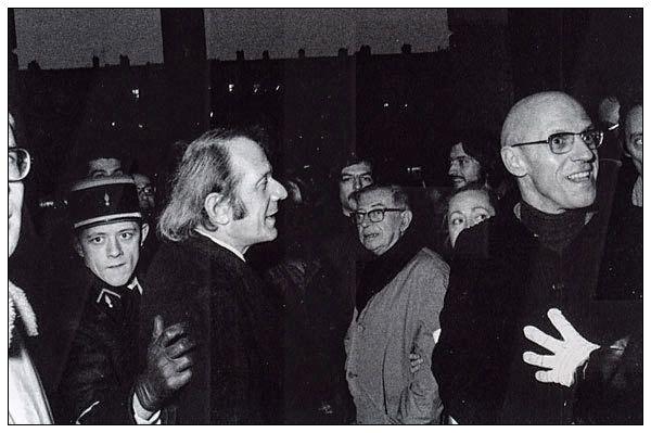 Deleuze, Sartre et Foucault