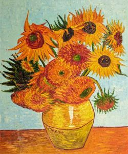 home-decoration-Van-Gogh-sunflower-FREE-shipping-hand-painted-canvas-oil-paintings-quality-guarantee-retail-and