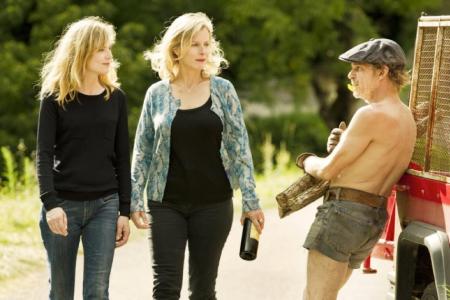 Isabelle Carré, Karin Viard, Denis Lavant