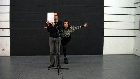 Antoine Dufeu et Valentina Traïanova