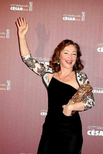 Catherine Frot, César meilleure actrice