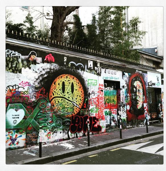 Rue de Verneuil © C. Marcandier