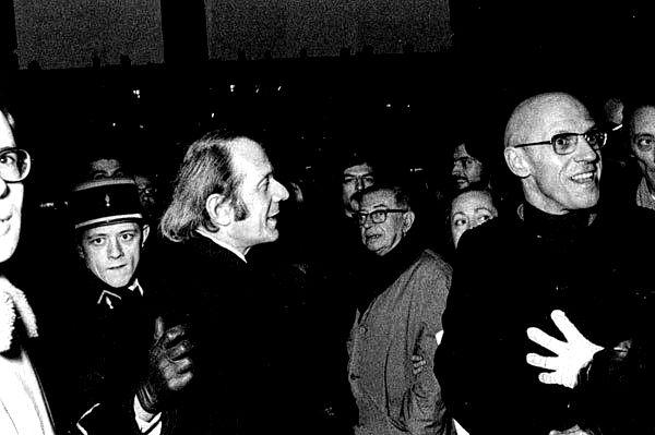 Sartre, Deleuze, Foucault