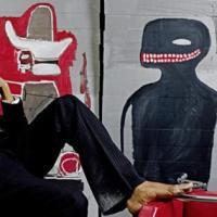 Jean-Michel Basquiat : «au confluent» de trois romans (Le Griot de la peinture, Eroica, La Veuve Basquiat)