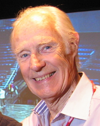 George Martin à Las Vegas en 2006, photo Adam Sharp