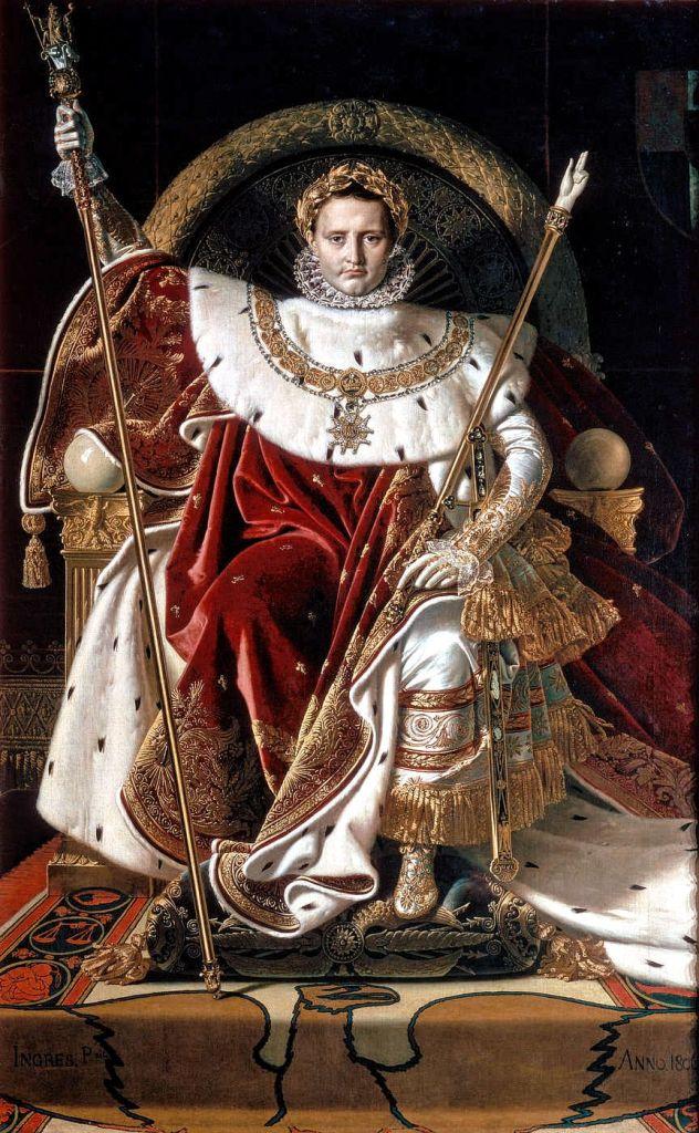 Ingres, Napoléon