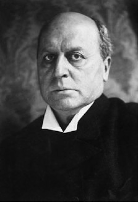 Henry James en 1910, photo de Bettmann/Corbis