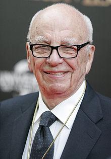 Rupert Murdoch en 2012 © Eva Rinaldi, The Australian