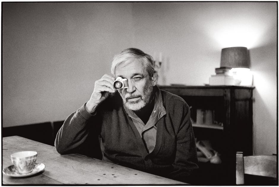 Maurice Pialat © Renaud Monfourny