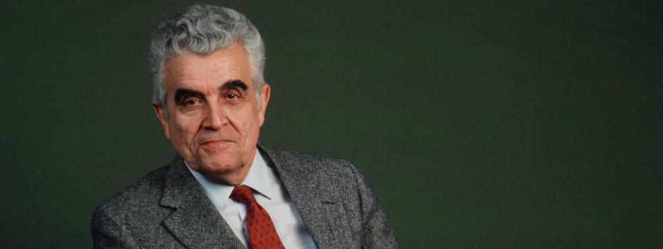 René Girard, ILF /SIPA