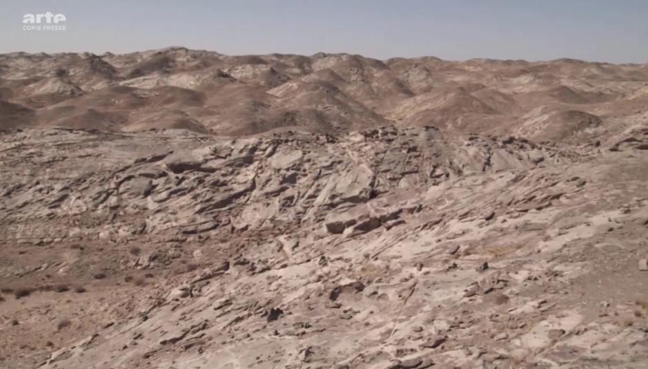Le désert de Gobi où la Chine projette d'enterrer les déchets des 58 réacteurs de son plan nucléaire