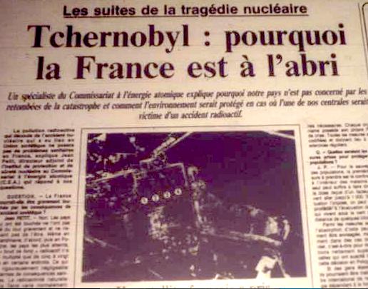 Le Figaro, 8 mai 1986