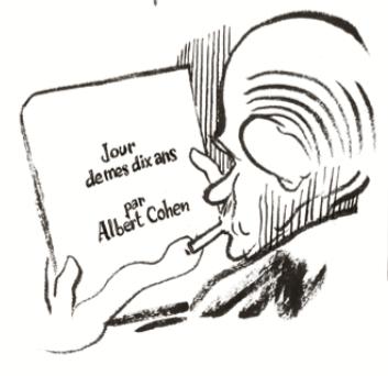 Albert Cohen - Luz