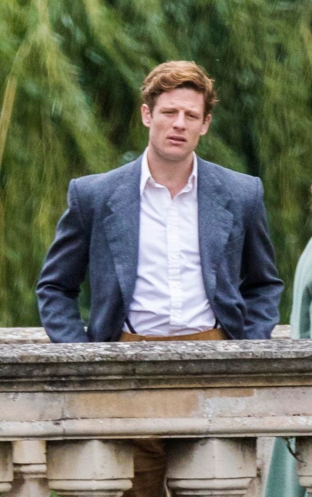 James Norton dans la série Grantchester, photo BBC