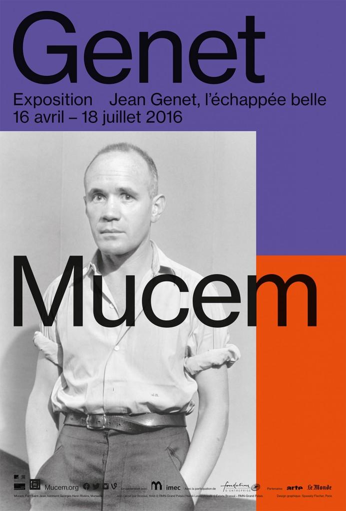 Mucem_Jean_Genet_affiche_site