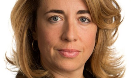 Katharine Viner, directrice du Guardian
