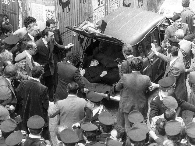 Assassinat d'Aldo Moro, mai 1978