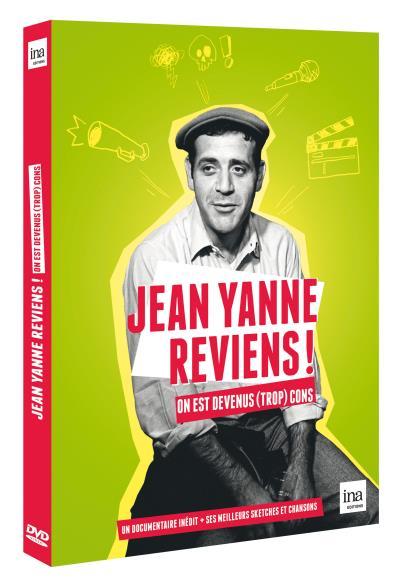 Jean Yanne reviens ! DVD