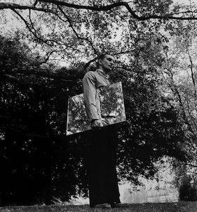 Bruce McLean Mirror Work, 1971