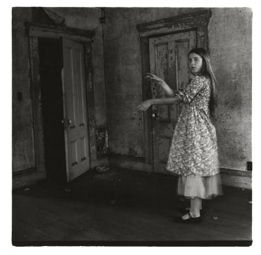 Francesca Woodman Untitled, Providence, Rhode Island 1975-76 © George and Betty Woodman