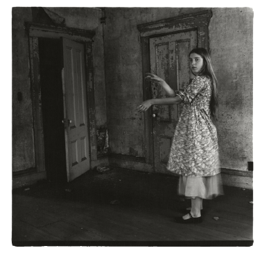 Francesca Woodman Untitled, Providence, Rhode Island 1975-76 © George and Betty Woodman