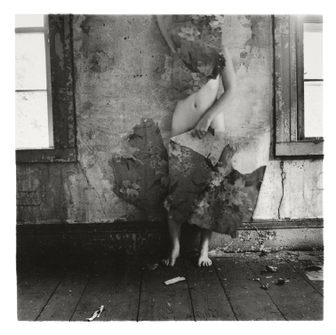 Francesca Woodman From Space², Providence, Rhode Island 1976 © George and Betty Woodman