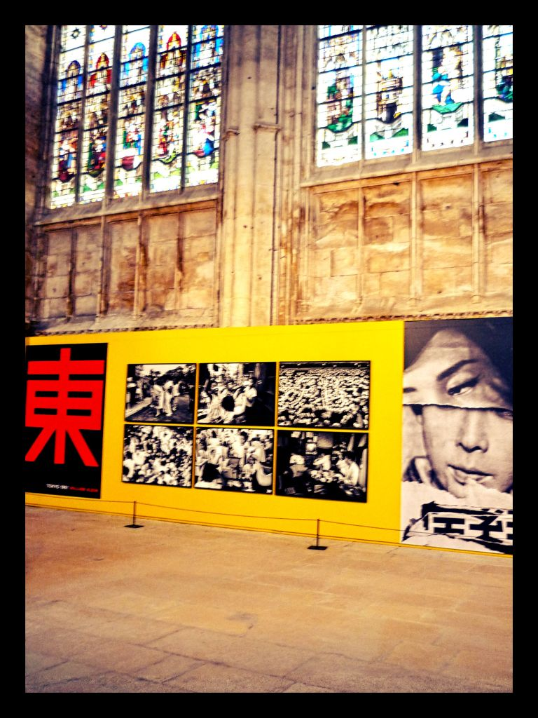 Exposition William Klein © JP Cazier