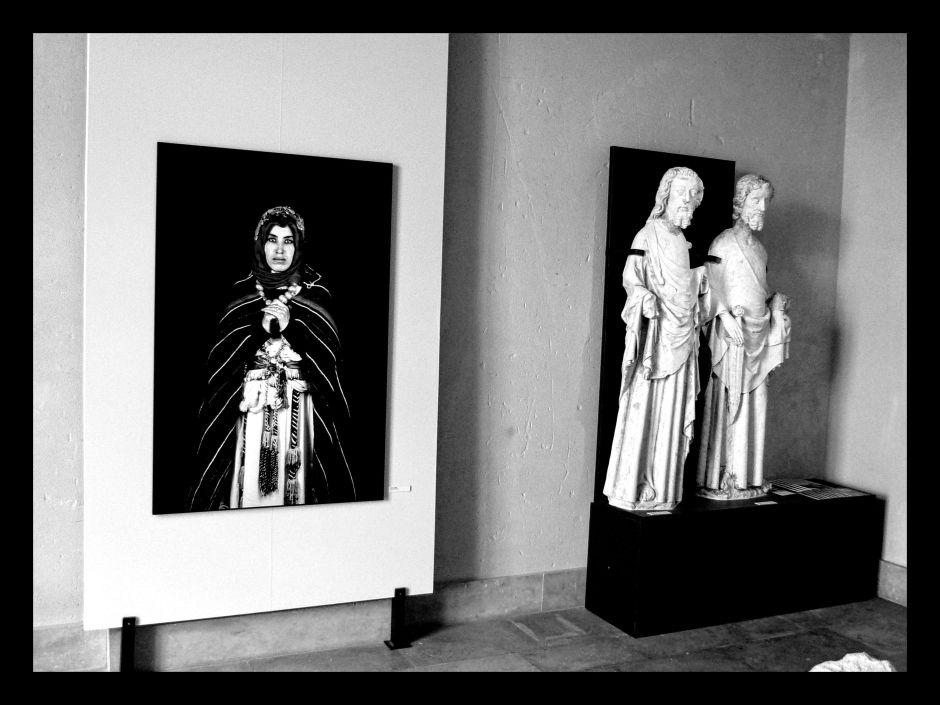 Salle consacrée à Leila Alaoui © JP Cazier