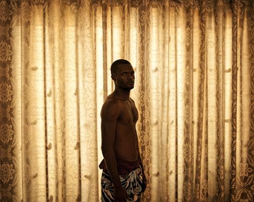 Régis Samba-Kounzi, Olivier, quartier de Kintambo, Kinshasa RDC, 2015