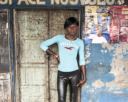Régis Samba-Kounzi, Norella, quartier de Kimbanseke, Kinshasa RDC, 2015