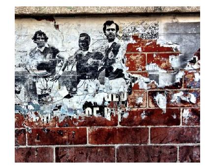 Soccer Mur de Harlem