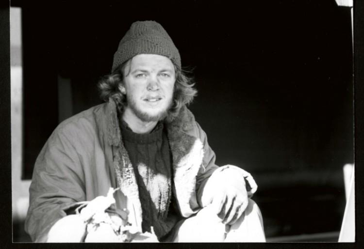 Ted Conover, à son retour (Au Fil du rail, cahier photo)