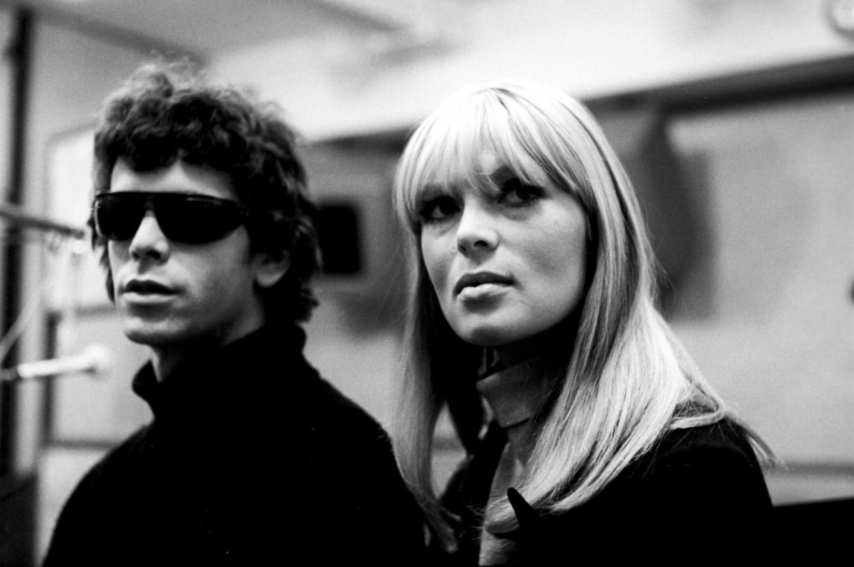 Nico et Lou Reed (DR)