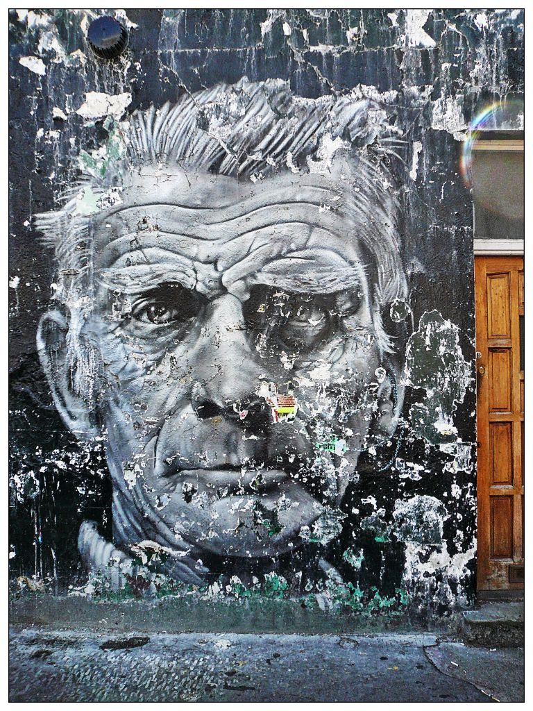Beckett, Londres (C)  Jean-Philippe Cazier