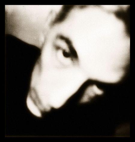 Autoportrait Jean-Philippe Cazier