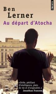 Au départ d'Atocha Ben Lerner Points