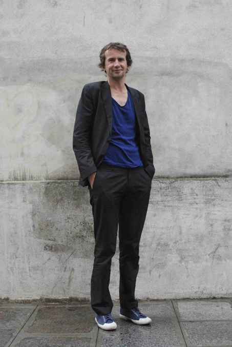 Philippe Artières © Philippe Bretelle