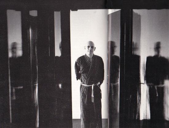Michel Foucault par Hervé Guibert