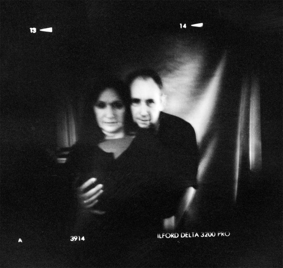 Elisabeth Perceval et Nicolas Klotz - photographie de Michael Ackerman