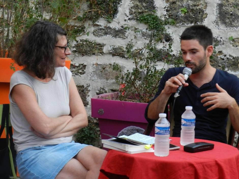 Sophie Quetteville et Fabien Clouette © Aurélie Garreau