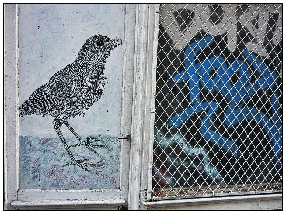Bird + Fooz, Paris photo Jean-Philippe Cazier