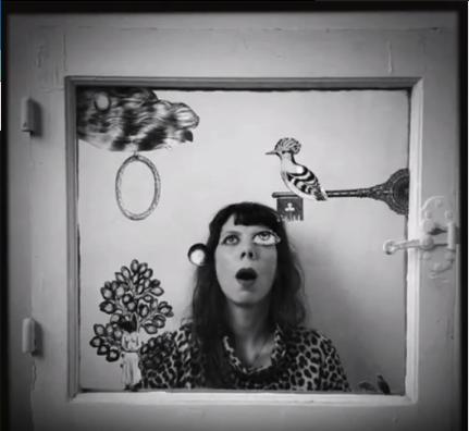 Capture d'écran You Tube, Treize Bis et Tryphon Latoune, Acte Poétique #6